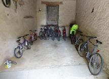 Domaine de Bousquetou - local à vélos